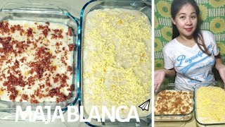 How to make Maja Blanca