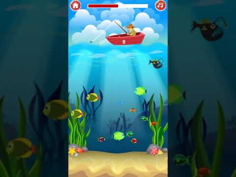 Fishing – Construct 2 Game Project