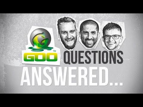 Carp Fishing with GOO - Your questions answered | Korda 2018 | Kiana Carp