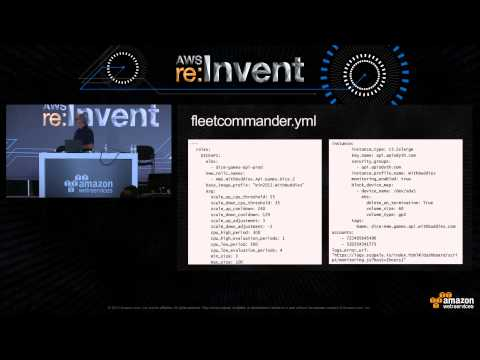 AWS re:Invent 2014 | (GAM404) Gaming DevOps: Scopely's Conti
