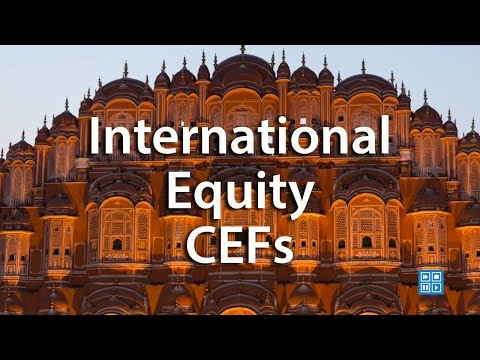 International Equity CEFs