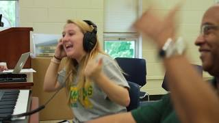 KRE8ivU at Gaston College Summer Camp July 2018