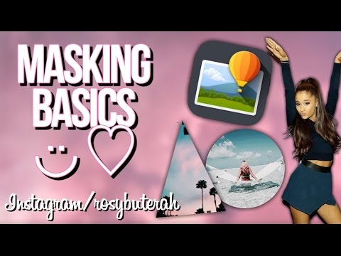 Masking Basics on Superimpose♡