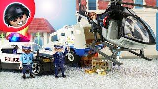El Presidentes großer Plan! - Playmobil Polizei Film - KARLCHEN KNACK #197