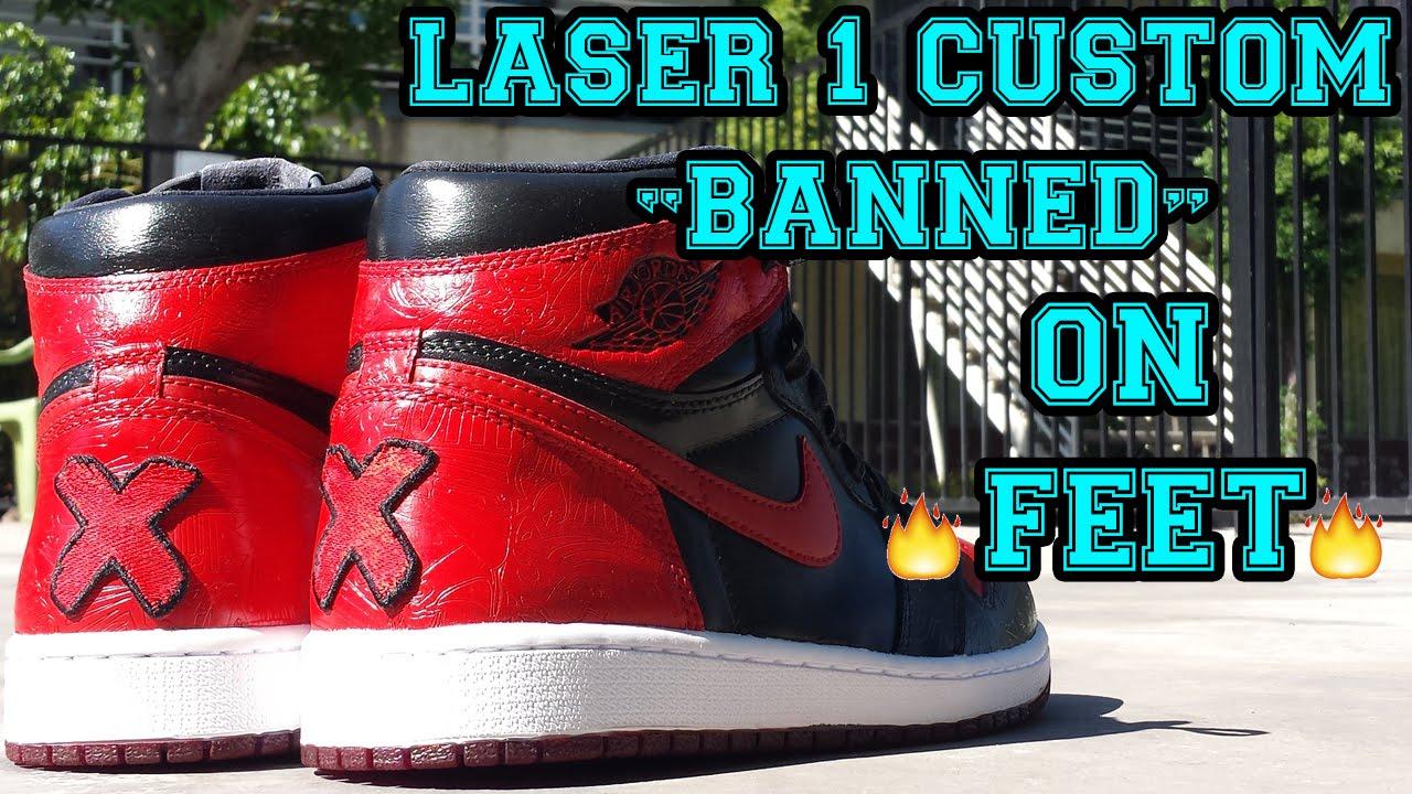 096651f31 Air Jordan 1 Laser