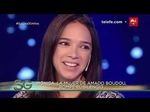 Entrevista completa con Mónica García de la Fuente - Susana Giménez 2017