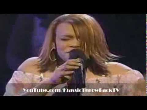 "Faith Evans - ""I Love You"" Live (2002)"