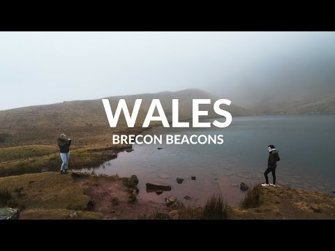 Spontaneous Trip To Wales | Brecon Beacons