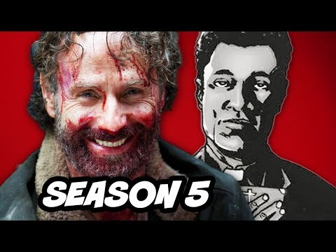 The Walking Dead Season 5 New Characters Explained