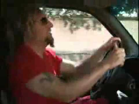 Sammy Hagar - Sam I Am (Music Video)