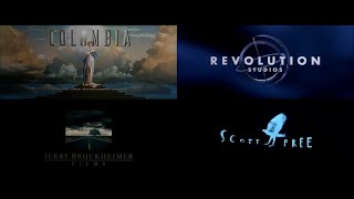 Columbia Pictures/Revolution Studios/Jerry Bruckheimer Films/Scott Free Productions (With Fanfare)