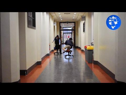 Chair War   | @Auckland University of Technology