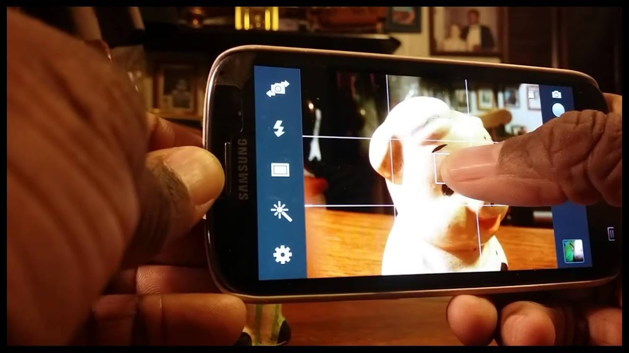 How To - Turn Off Autofocus on Android Video Camer