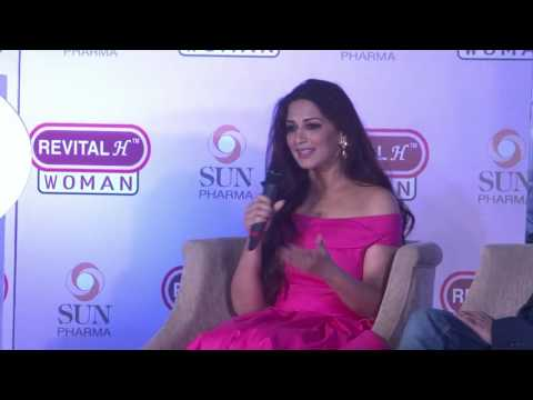 Relationship With Food And Nutrition  | Sonali Bendre Promotes Women's Health - B4U Entertainment