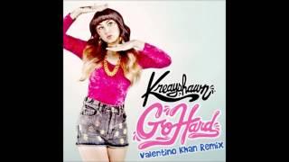 Kreayshawn - Go Hard Valentino Khan... @ www.OfficialVideos.Net