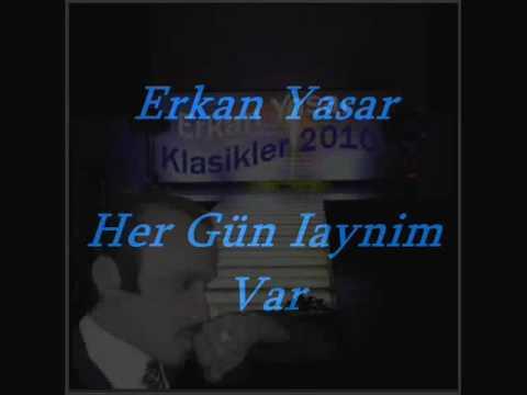 Erkan Yasar - Her Gün Isyanim Var