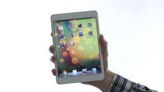 Apple iPad mini preview