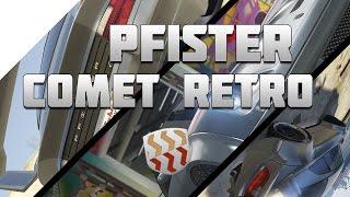 GTA V | Pfister Comet Retro Custom / Porsche 911 | [CAR PORN]