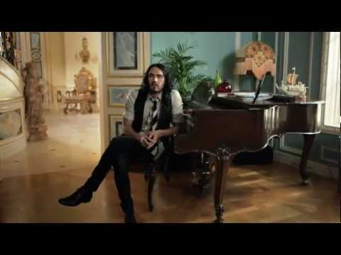 Funny HP TouchPad Ad featuring Russell Brand Video