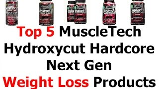 Top 5 MuscleTech Hydroxycut Hardcore Next Gen Review Or Weight Loss Products That Work Fast V91 | Best Solutions For Smart People
