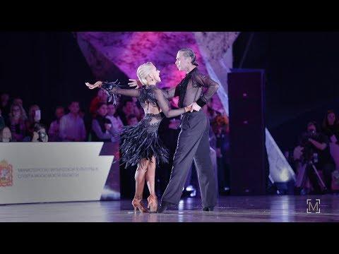 Armen Tsaturyan - Svetlana Gudyno, RUS | ROC 2018 Moscow - WDSF GS LAT - Honor dance Rumba