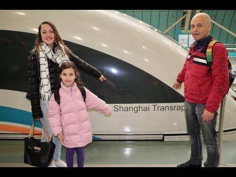CHINA TRAVEL DIARY: BULLET TRAIN