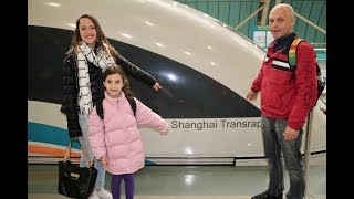 CHINA TRAVEL DIARY: BULLET TRAIN