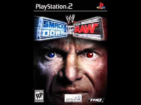 WWE Smackdown VS Raw  Sountrack - '' Polyamorous'' By Breaking Benjamins