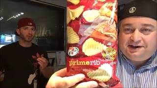 #WhatYou8 -  @7Eleven Prime Rib Chips