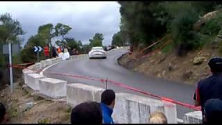 Accidente ferrari Subida Ubrique 2010.mp4
