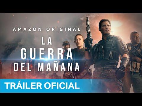 La Guerra del Mañana - Tráiler Oficial   Prime Video España