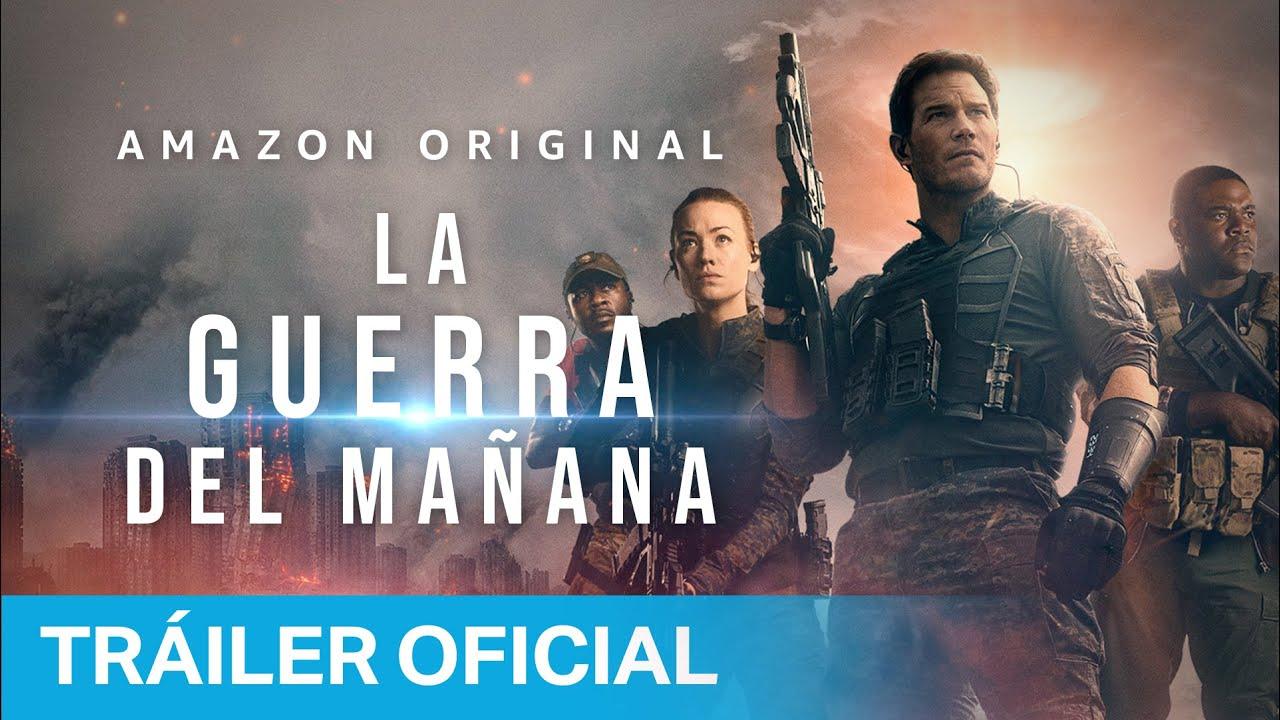 La Guerra Del Manana Trailer Oficial Prime Video Espana Youtube