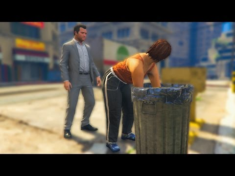 GTA 5 Funny Moments #148 (Fails and Random Gameplay Moments)