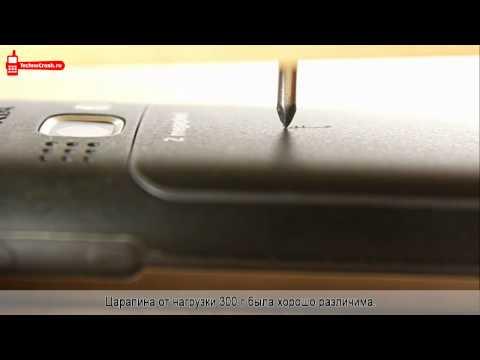 Краш-тест Nokia 3720 classic