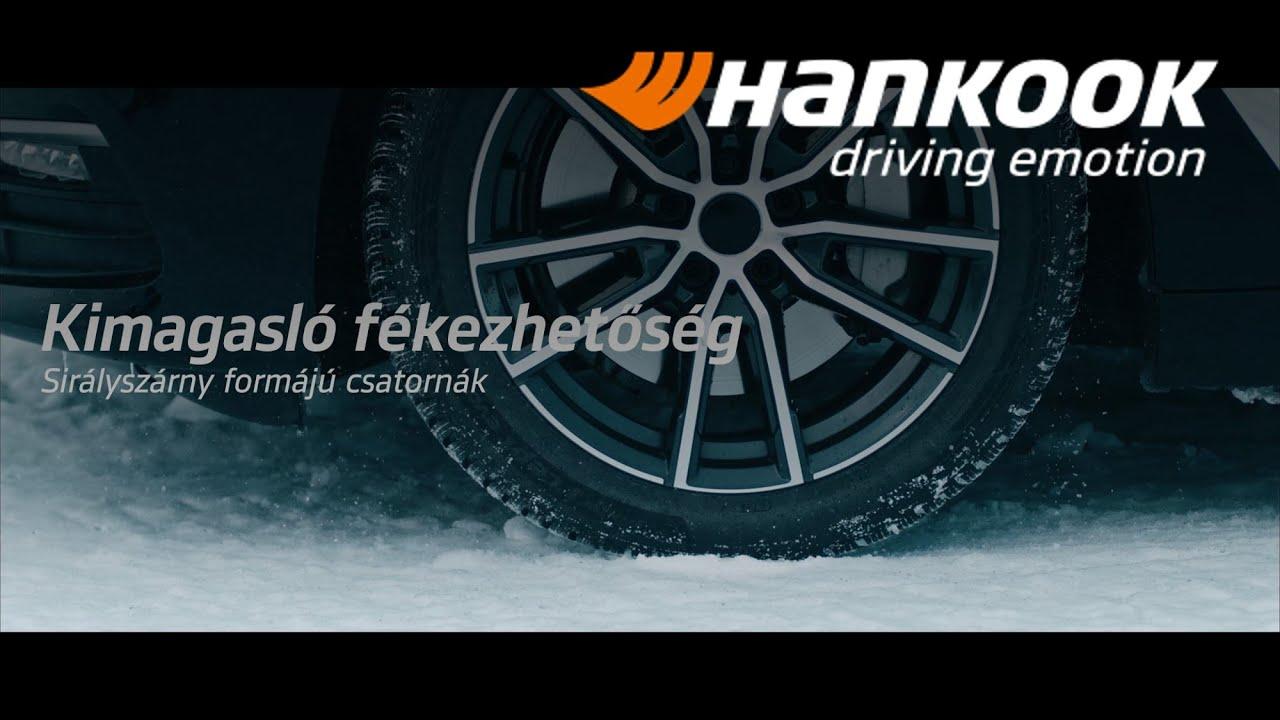 Bízd rá magad - Hankook Tire