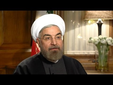 Iran's President Rohani on Syria's 'terrorists', change and opportunities