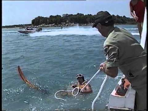 7th World Water Ski Champs 1991 Darwin NT Australia (Part 2)
