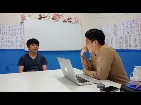 Wawancara Light Beijing dengan Peserta Online Teaching