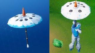 Как бесплатно получить Зонтик с морковкой? Fortnite: Battle Royale *7 СЕЗОН*