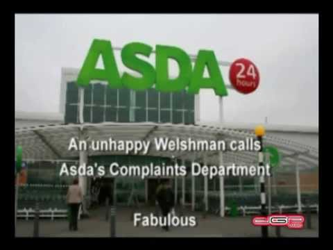 ASDA Pizza Complaint