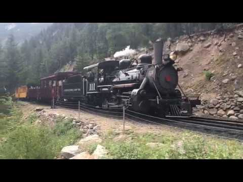 Georgetown Loop Railroad - Colorado, USA