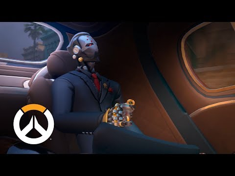 [NEW SEASONAL MISSION] Storm Rising | Overwatch