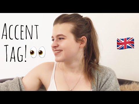 Accent Tag- British (West Midlands) ♡