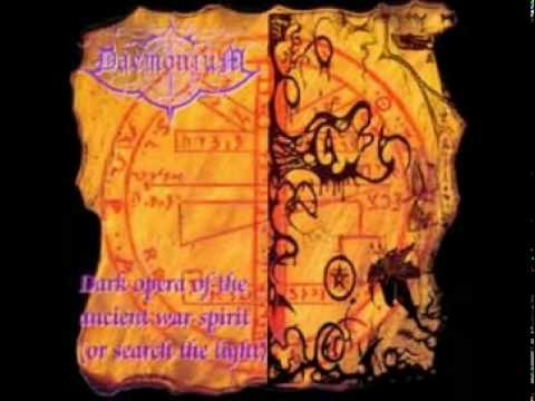 Daemonium Dark Opera Of The Ancient War  Spirit Or Search The Light Part 13