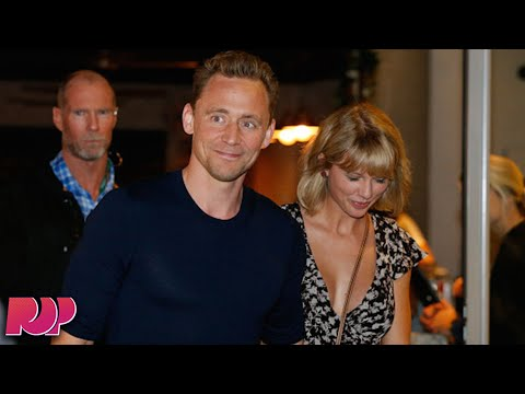 Tom Hiddleston Breaks Silence On Relationship With Taylor Swift