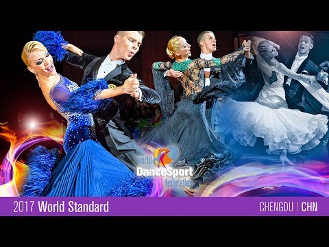 2017 World Standard Chengdu | The Trailer | DanceSport Total