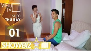 Showbiz 101 - Tập 1 FULL HD (8.8.2015) - VIEW TV/ VTC8