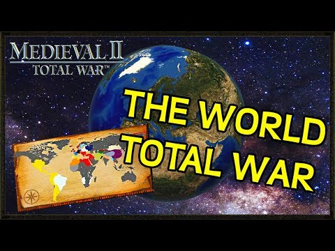 The Biggest Total War Campaign Mod Ever! - Conquest Eras Total War Gameplay