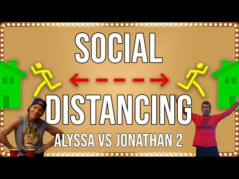 Social Distancing: The Gameshow - Episode 14 REMATCH!