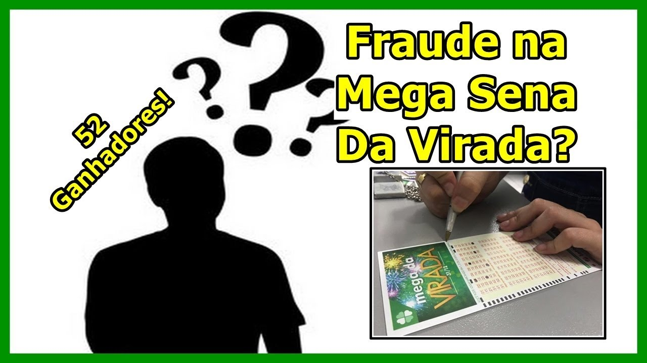 Fraude na Mega Sena da Virada 2018? l Análise do resultado  l #mega_da_virada_2018